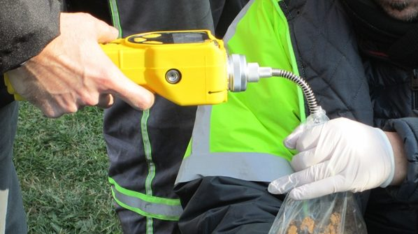 Soil Contamination Investigation