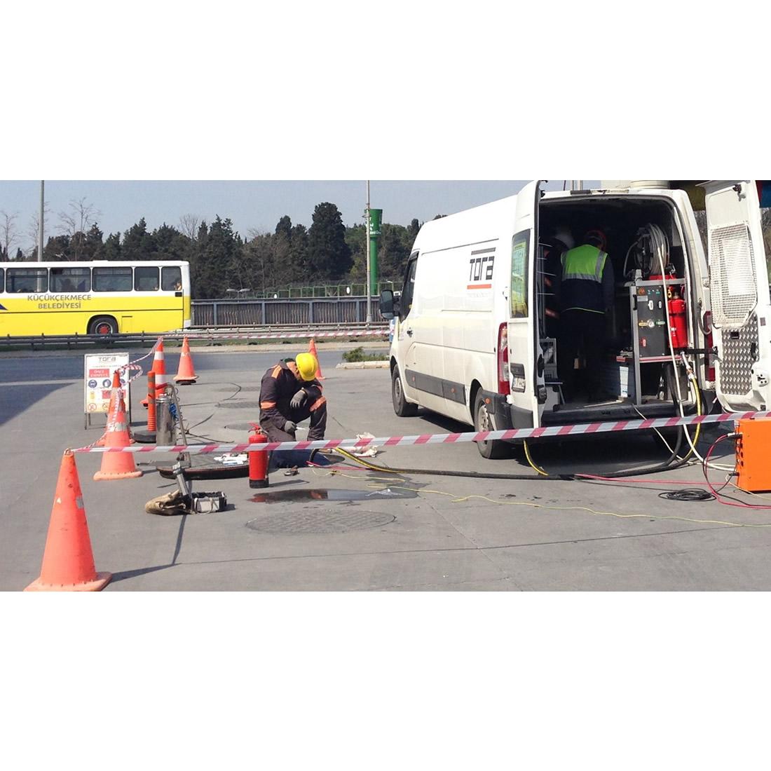 Tank Vakum Akustik Test ve Sızdırmazlık Kontrol Yöntemleri