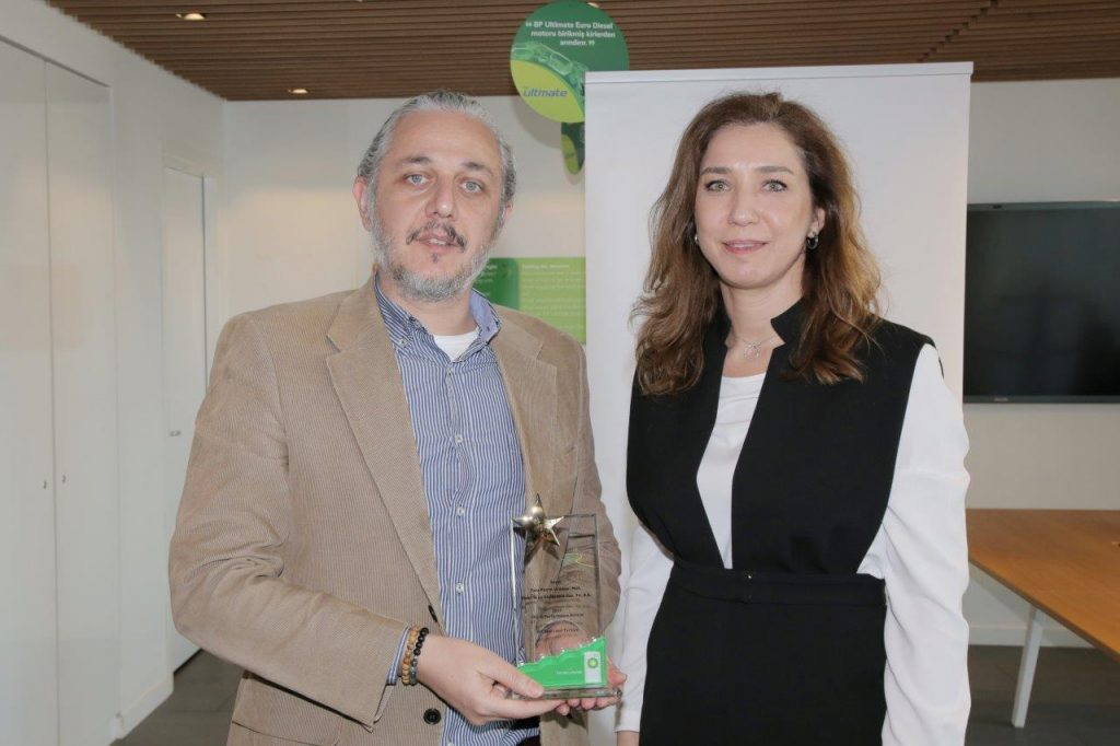 BP SEÇ Ödülü