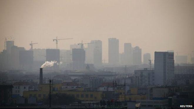 Çin'de toprak kirliliği